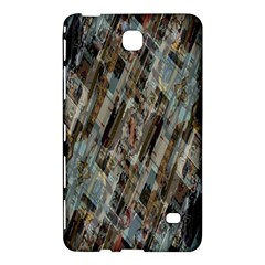Abstract Chinese Background Created From Building Kaleidoscope Samsung Galaxy Tab 4 (8 ) Hardshell Case