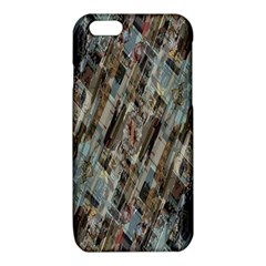 Abstract Chinese Background Created From Building Kaleidoscope iPhone 6/6S TPU Case
