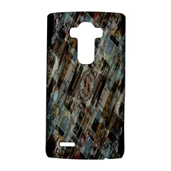 Abstract Chinese Background Created From Building Kaleidoscope LG G4 Hardshell Case