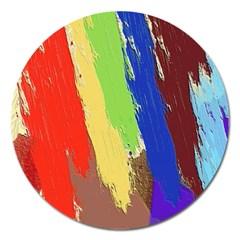 Hintergrund Tapete  Texture Magnet 5  (round)