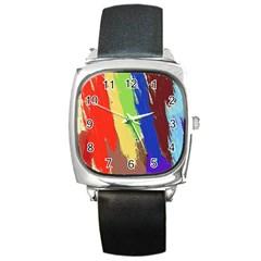 Hintergrund Tapete  Texture Square Metal Watch