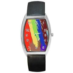 Hintergrund Tapete  Texture Barrel Style Metal Watch