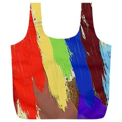 Hintergrund Tapete  Texture Full Print Recycle Bags (L)