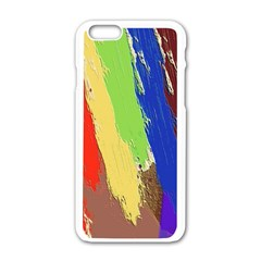 Hintergrund Tapete  Texture Apple iPhone 6/6S White Enamel Case