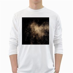 Fireworks Party July 4th Firework White Long Sleeve T Shirts