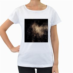 Fireworks Party July 4th Firework Women s Loose Fit T Shirt (white)