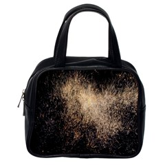 Fireworks Party July 4th Firework Classic Handbags (one Side)