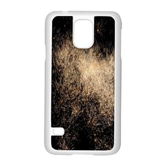 Fireworks Party July 4th Firework Samsung Galaxy S5 Case (White)