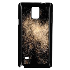 Fireworks Party July 4th Firework Samsung Galaxy Note 4 Case (black)