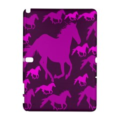 Pink Horses Horse Animals Pattern Colorful Colors Galaxy Note 1