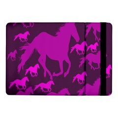 Pink Horses Horse Animals Pattern Colorful Colors Samsung Galaxy Tab Pro 10.1  Flip Case