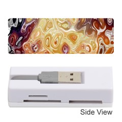 Space Abstraction Background Digital Computer Graphic Memory Card Reader (stick)