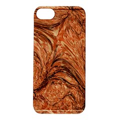 3d Glass Frame With Fractal Background Apple iPhone 5S/ SE Hardshell Case
