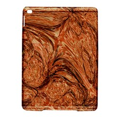 3d Glass Frame With Fractal Background iPad Air 2 Hardshell Cases