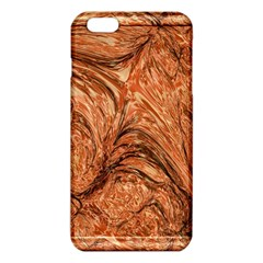 3d Glass Frame With Fractal Background iPhone 6 Plus/6S Plus TPU Case