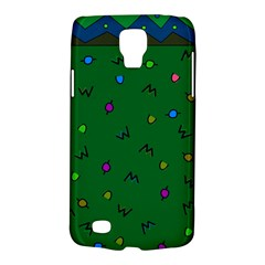 Green Abstract A Colorful Modern Illustration Galaxy S4 Active