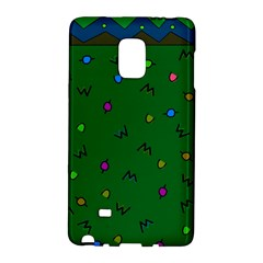 Green Abstract A Colorful Modern Illustration Galaxy Note Edge