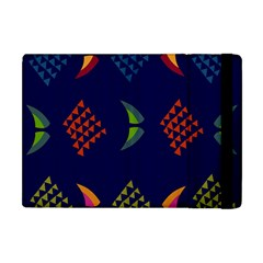 Abstract A Colorful Modern Illustration Apple Ipad Mini Flip Case