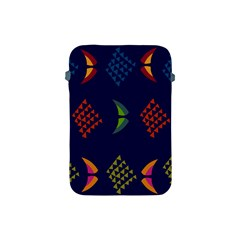 Abstract A Colorful Modern Illustration Apple iPad Mini Protective Soft Cases