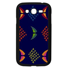 Abstract A Colorful Modern Illustration Samsung Galaxy Grand Duos I9082 Case (black)