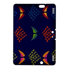 Abstract A Colorful Modern Illustration Kindle Fire HDX 8.9  Hardshell Case
