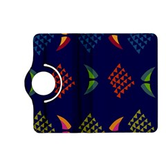 Abstract A Colorful Modern Illustration Kindle Fire HD (2013) Flip 360 Case