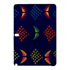 Abstract A Colorful Modern Illustration Samsung Galaxy Tab Pro 10 1 Hardshell Case
