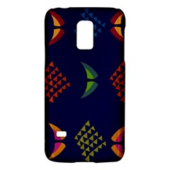 Abstract A Colorful Modern Illustration Galaxy S5 Mini