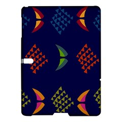 Abstract A Colorful Modern Illustration Samsung Galaxy Tab S (10.5 ) Hardshell Case
