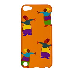 A Colorful Modern Illustration For Lovers Apple iPod Touch 5 Hardshell Case