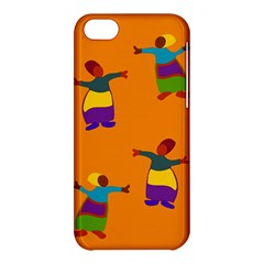 A Colorful Modern Illustration For Lovers Apple iPhone 5C Hardshell Case