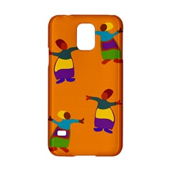 A Colorful Modern Illustration For Lovers Samsung Galaxy S5 Hardshell Case