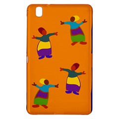 A Colorful Modern Illustration For Lovers Samsung Galaxy Tab Pro 8 4 Hardshell Case