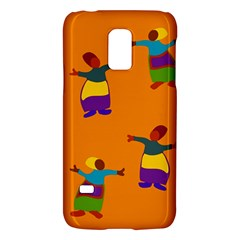 A Colorful Modern Illustration For Lovers Galaxy S5 Mini