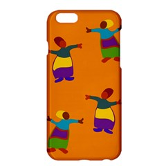 A Colorful Modern Illustration For Lovers Apple Iphone 6 Plus/6s Plus Hardshell Case