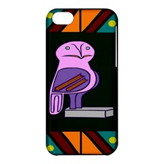 Owl A Colorful Modern Illustration For Lovers Apple Iphone 5c Hardshell Case