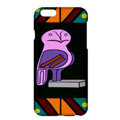 Owl A Colorful Modern Illustration For Lovers Apple iPhone 6 Plus/6S Plus Hardshell Case