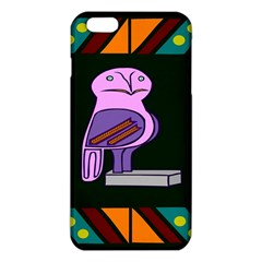 Owl A Colorful Modern Illustration For Lovers iPhone 6 Plus/6S Plus TPU Case