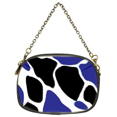 Digital Pattern Colorful Background Art Chain Purses (one Side)