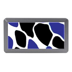Digital Pattern Colorful Background Art Memory Card Reader (Mini)