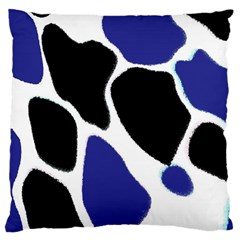 Digital Pattern Colorful Background Art Large Cushion Case (Two Sides)
