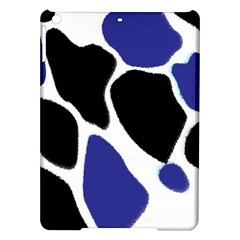 Digital Pattern Colorful Background Art iPad Air Hardshell Cases
