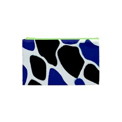 Digital Pattern Colorful Background Art Cosmetic Bag (xs)
