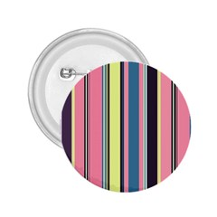 Seamless Colorful Stripes Pattern Background Wallpaper 2.25  Buttons