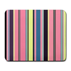 Seamless Colorful Stripes Pattern Background Wallpaper Large Mousepads
