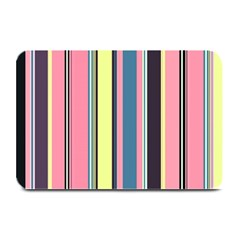 Seamless Colorful Stripes Pattern Background Wallpaper Plate Mats