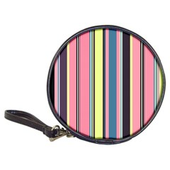 Seamless Colorful Stripes Pattern Background Wallpaper Classic 20 Cd Wallets