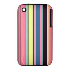 Seamless Colorful Stripes Pattern Background Wallpaper iPhone 3S/3GS