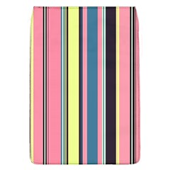 Seamless Colorful Stripes Pattern Background Wallpaper Flap Covers (L)