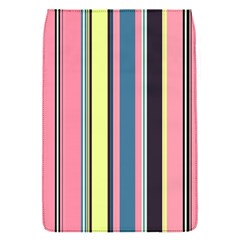 Seamless Colorful Stripes Pattern Background Wallpaper Flap Covers (S)